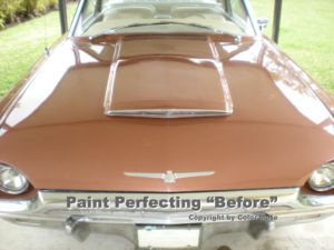 Paint Perfecting before